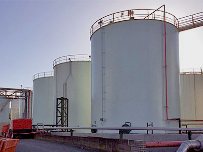 Above Ground Storage Tank