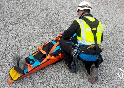 Rope Access Safety Cover