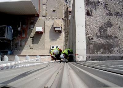 Hartlepool Power Station maintenance