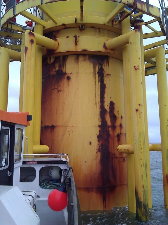 Onshore And Offshore Rope Access For Wind Turbines And