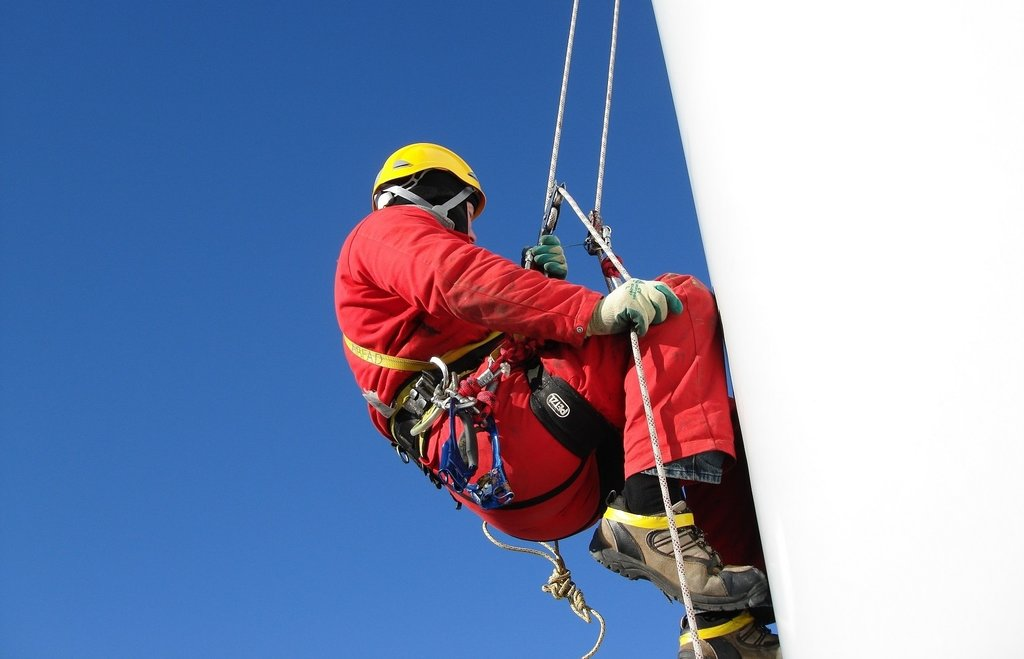 Abfad's rope access services