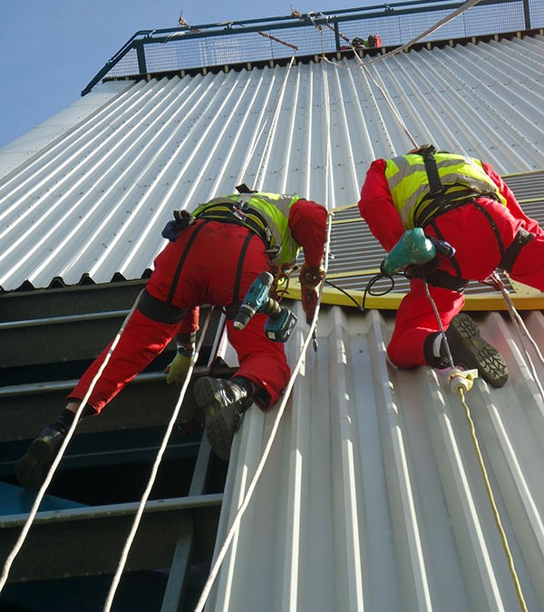 Working at Height and Confined Space Regulations Presentation