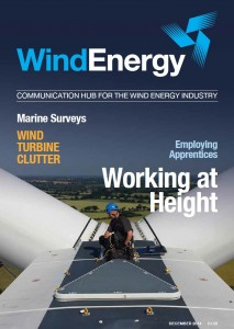 Front cover December Wind Energy Network