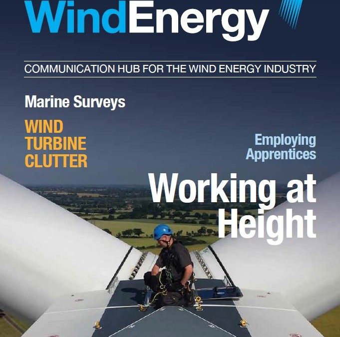Abfad's Met Mast Project Featured in Wind Energy Network Magazine