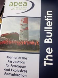 APEA Bulletin Cover