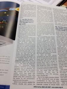 APEA Bulletin News Story