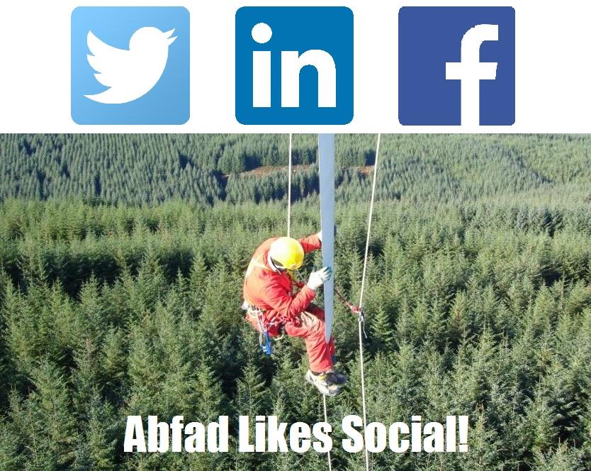 Abfad Likes Social!