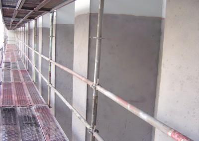 Steel bulkheads