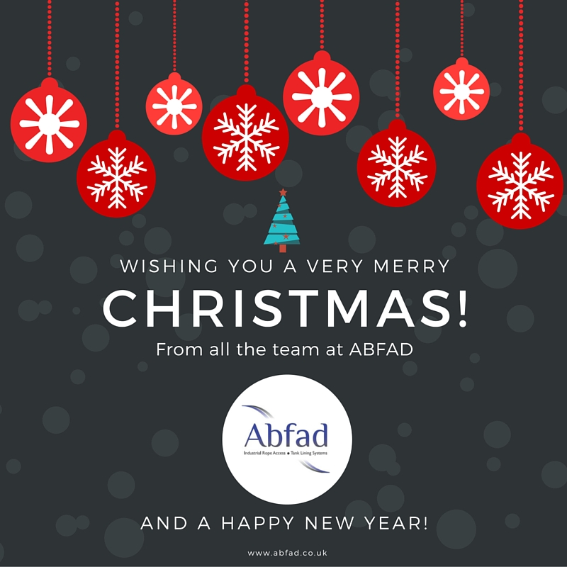 Merry christmas from ABFAD