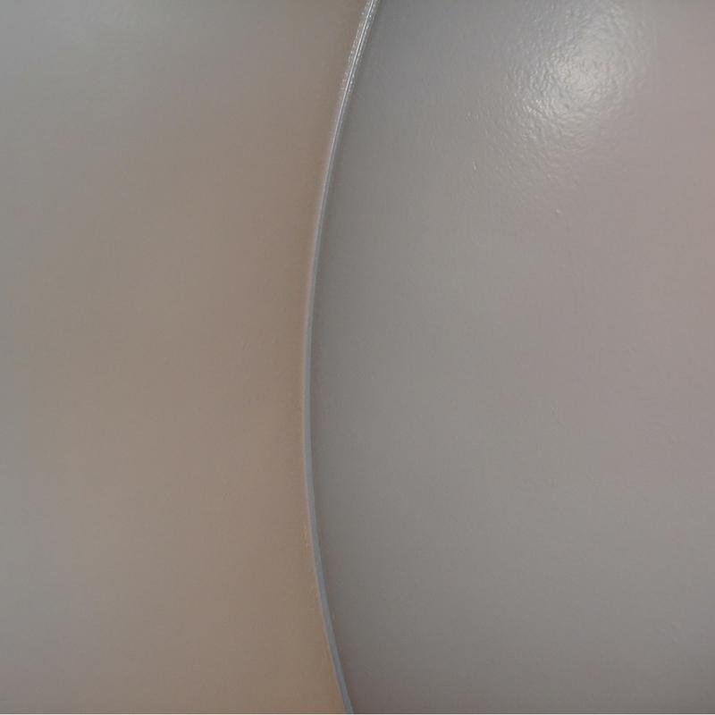 Protective solvent free coating to underground storage tank